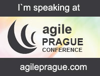 Speaking at Agile Prague Conference
