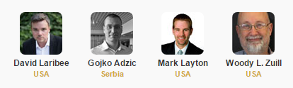 AgilePrague keynote speakers 2016