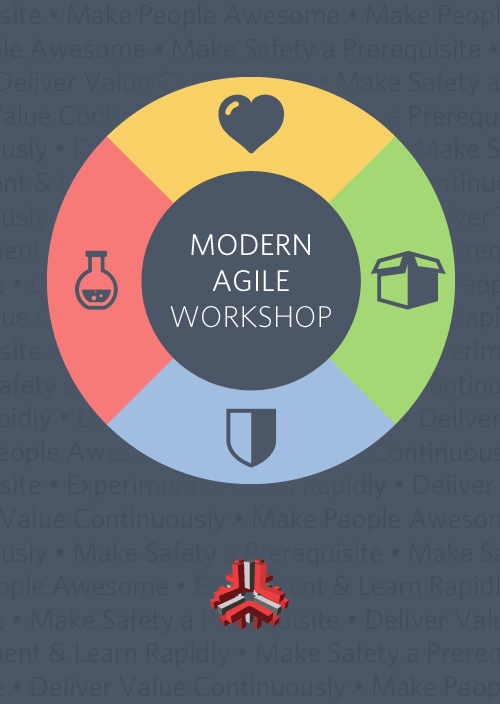 Modern Agile 1-Day workshop